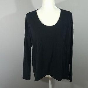Madewell Long Sleeve Tunic T Shirt